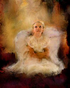 An Angelic Childrens Portrait